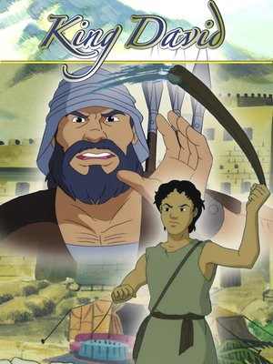 cover image of King David: An Animated Classic