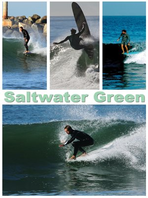 cover image of Saltwater Green