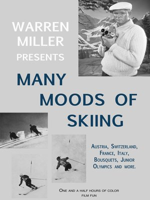 cover image of Warren Miller's Many Moods of Skiing