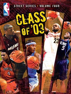 cover image of NBA Street Series, Volume 4
