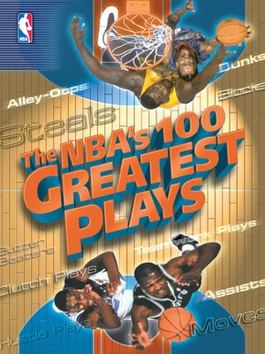 cover image of NBA 100 Greatest Plays