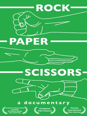 cover image of Rock Paper Scissors