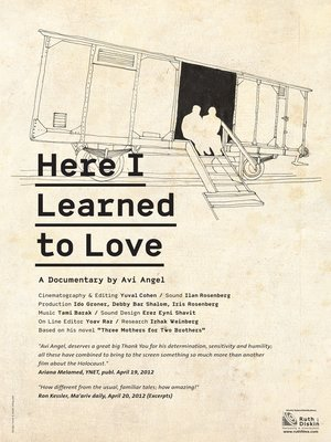 cover image of Here I Learned to Love