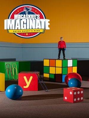 cover image of Danny Macaskill's Imaginate
