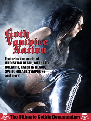 cover image of Goth Vampire Nation