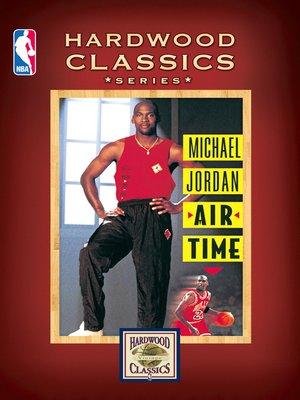 cover image of Michael Jordan: Air Time