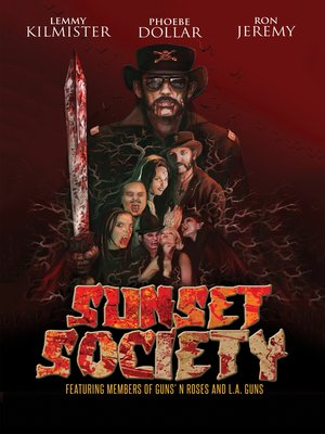 cover image of Sunset Society