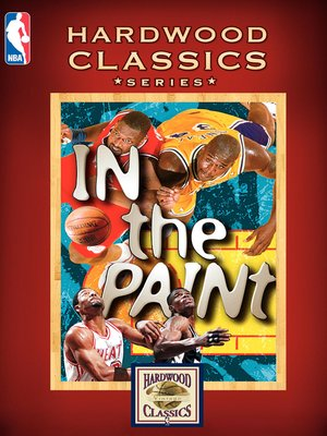 cover image of NBA Hardwood Classics: In the Paint