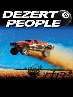 cover image of Dezert People 8