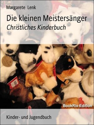 cover image of Die kleinen Meistersänger