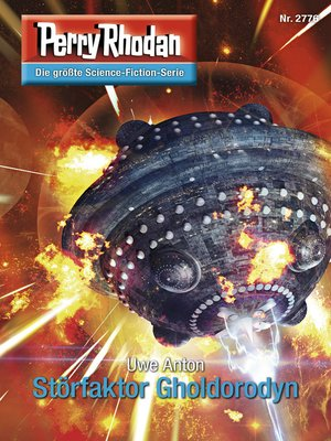 cover image of Perry Rhodan 2776