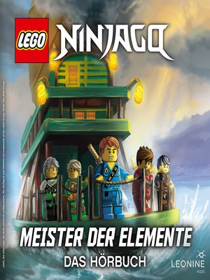 cover image of Meister der Elemente (Band 01)