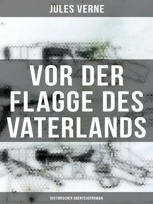 cover image of Vor der Flagge des Vaterlands