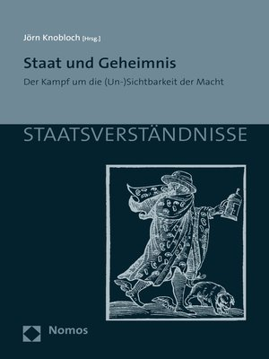 cover image of Staat und Geheimnis
