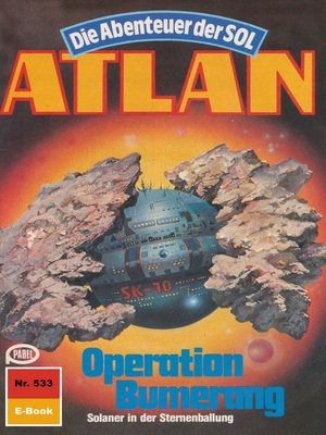 cover image of Atlan 533