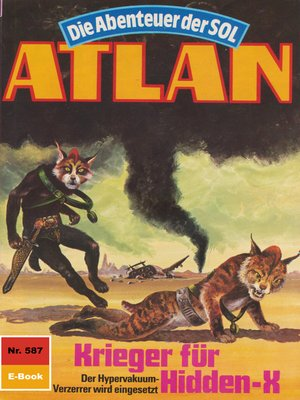 cover image of Atlan 587