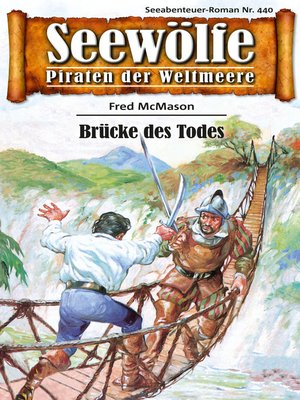 cover image of Seewölfe--Piraten der Weltmeere 440