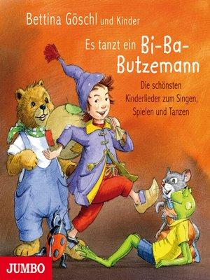 cover image of Es tanzt ein Bi-Ba-Butzemann