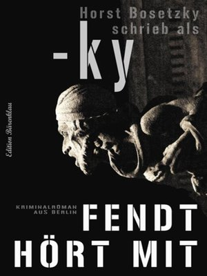 cover image of Fendt hört mit