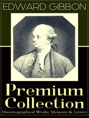 cover image of EDWARD GIBBON Premium Collection