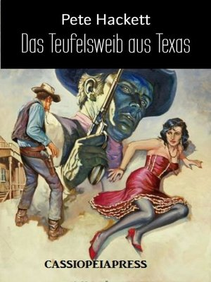 cover image of Das Teufelsweib aus Texas