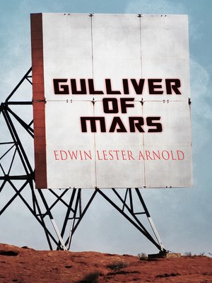 cover image of Gulliver of Mars