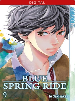 cover image of Blue Spring Ride 09