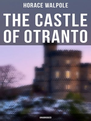 cover image of The Castle of Otranto (Unabridged)