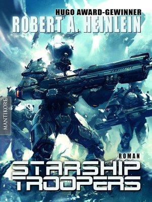 Ebook Starship Troopers By Robert A Heinlein