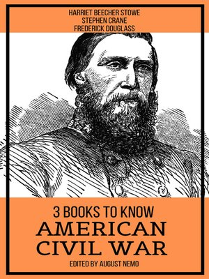 cover image of 3 books to know American Civil War
