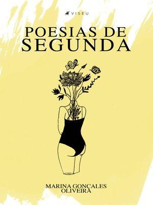 cover image of Poesias de segunda