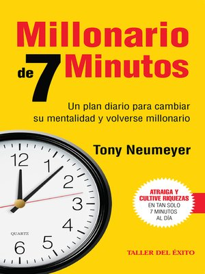 cover image of Millonario de 7 minutos