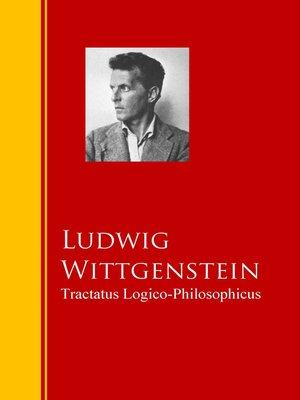 cover image of Tractatus Logico-Philosophicus