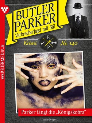 cover image of Butler Parker 140 – Kriminalroman