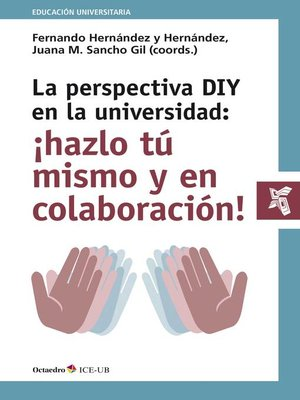cover image of La perspectiva DIY en la universidad
