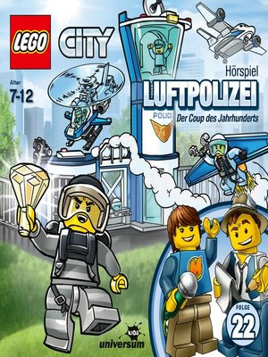 cover image of Folge 22--Luftpolizei--Der Coup des Jahrhunderts