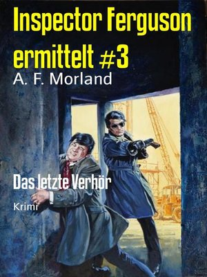 cover image of Inspector Ferguson ermittelt #3