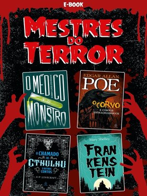 cover image of Mestres do Terror