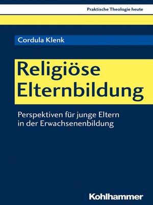 cover image of Religiöse Elternbildung