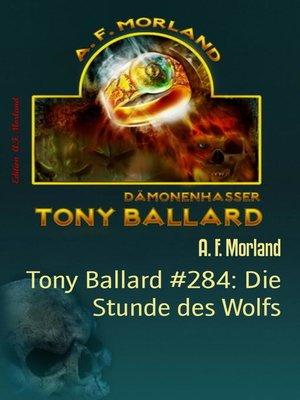 cover image of Tony Ballard #284