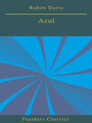 cover image of Azul (Feathers Classics)