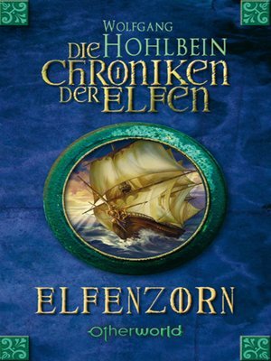 cover image of Die Chroniken der Elfen--Elfenzorn (Bd. 2)