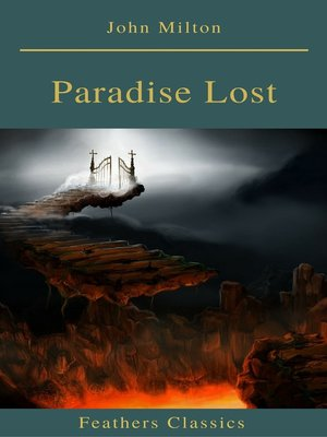 cover image of Paradise Lost (Feathers Classics)