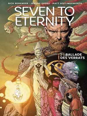 cover image of Seven to Eternity 2