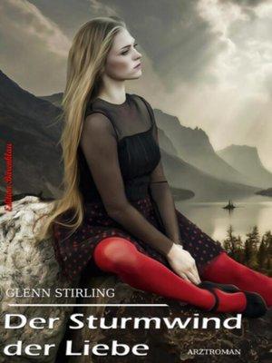 cover image of Der Sturmwind der Liebe