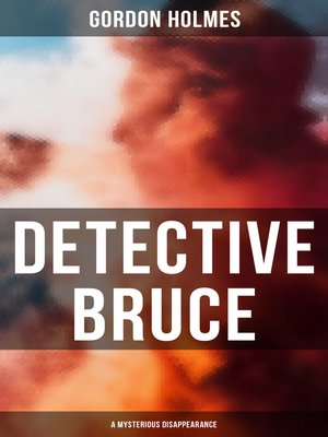 cover image of Detective Bruce