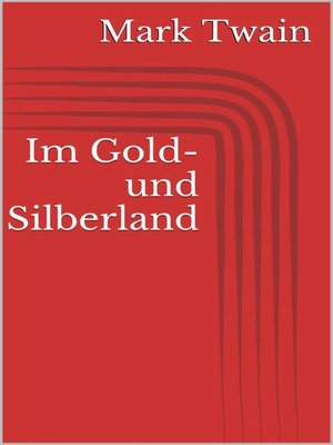 cover image of Im Gold- und Silberland