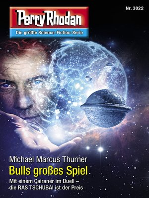 cover image of Perry Rhodan 3022