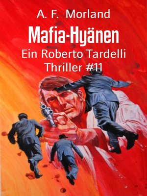 cover image of Mafia-Hyänen