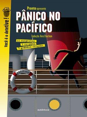 cover image of Pânico no Pacífico